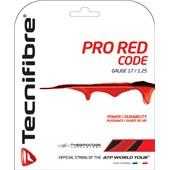 Tecnifibre Pro Red Code - 1.25mm/12m Set