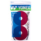 Yonex Super Grap Grip 30-Pack - Red