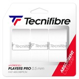 Tecnifibre ATP Pro Players Overgrip 3-Pack White