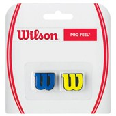 Wilson Pro Feel 2-pack - Blue/Yellow