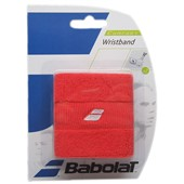 Babolat Wrist Bands 2-Pack - Red