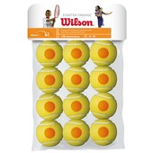 Wilson Starter Orange - 12-Ball Polybag