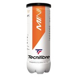 Tecnifibre Mini Tennis Orange Ball - 3-Ball Can