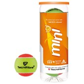 Tecnifibre Mini Tennis Orange Ball - Box of 72 Balls