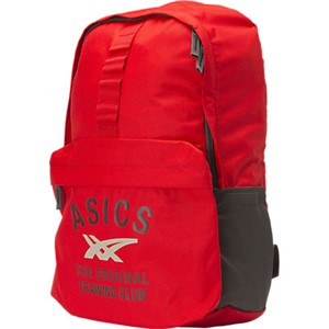 Asics Training Backpack 27L - True Red/Dark Grey