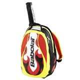 Babolat Backpack Junior Club - Red/Black/Yellow