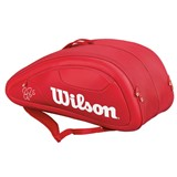 Wilson Federer DNA 12-Pack Racquet Bag