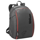 Wilson Federer DNA Backpack Black/Red