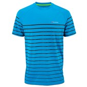 Tecnifibre Mens F2 Airmesh Crew Blue/Black