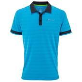 Tecnifibre Mens F3 X-Cool Polo Blue/Black