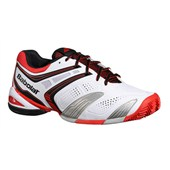 Babolat V-Pro 2 Clay White/Red
