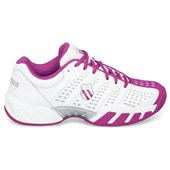 K-Swiss Bigshot Light Ladies White/Magenta