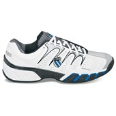 K-Swiss Bigshot II Mens White/Blue