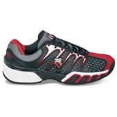 K-Swiss Bigshot II Mens Black/Red