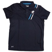 Lotto Boys Polo Set - Navy/Aqua