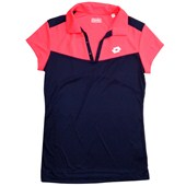 Lotto Natty Polo Mulberry/Pink