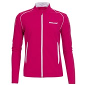 Babolat Girls Match Core Jacket - Cherry
