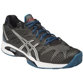 Asics Gel-Solution Speed 2 Men Clay Onyx/Silver/Mosaic
