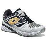 Lotto Ladies Esosphere Clay - White/Black/Gold