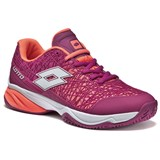 Lotto Ladies Viper Ultra II Clay - Rose/Neon/White