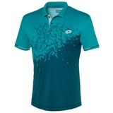 Lotto Mens Blast Polo - Blue/Hawaii