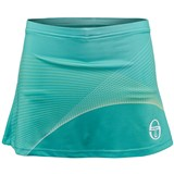 Sergio Tacchini Girls Wave Skort - Ceramic/White