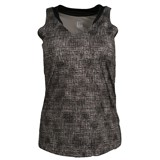 EleVen Love Tank - Black Tribal