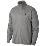 NikeCourt Jacket - Grey Heather/Black