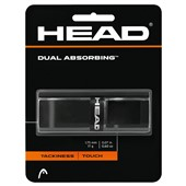 Head Dual Absorbing - Black