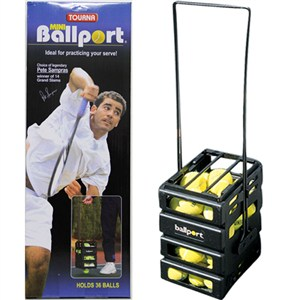 Tourna Mini Ballport - 36 balls