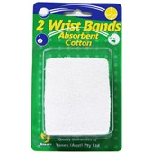 Wrist Bands - 2 pack
