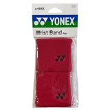 Yonex Wrist Bands 2-Pack - Red
