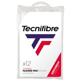 Tecnifibre ATP Pro Players Overgrip 12-Pack White