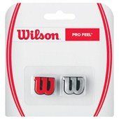 Wilson Pro Feel 2-pack - Red/Silver