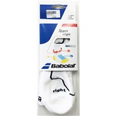 Babolat Socks Team Single White - 39/42