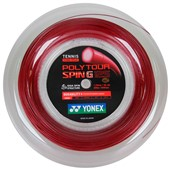 Yonex Poly Tour Spin G 1.25mm/200m Red
