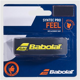 Babolat Syntec Pro Grip - Black/Yellow