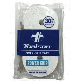 Toalson Power Grip 30-Pack White