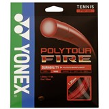 Yonex Poly Tour Fire 1.25mm/12m Red