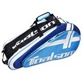 Toalson 9-Racquet Bag - Blue