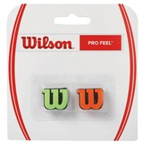 Wilson Pro Feel 2-pack - Green/Orange