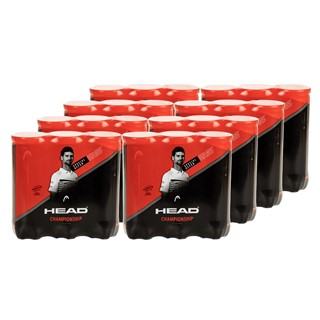 Head Championship Tri-Pack - Box of 72 balls