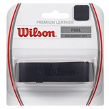 Wilson Premium Leather Grip - Black