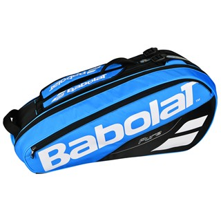 Babolat Racket Holder X6 Pure Drive Blue (2018)