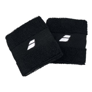 Babolat Wristbands 2-Pack - Black