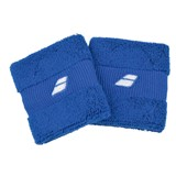 Babolat Wristbands 2-Pack - Blue
