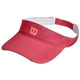 Wilson Rush Knit Visor Ultralight - Berry