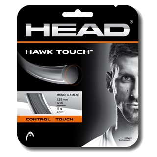 Head Hawk Touch 1.25mm/12m - Anthracite