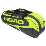 Head Elite Combi Bag - Black/Yellow