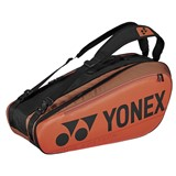 Yonex Pro Racquet Bag 6-Racquets - Copper Orange